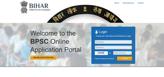 https://onlinebpsc.bihar.gov.in/main/home